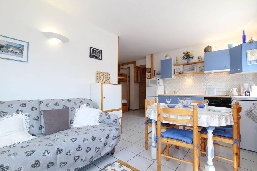 Vacances en montagne Appartement 2 pièces coin montagne 4 personnes (B024) - Résidence Pré du Moulin B - Serre Chevalier - Séjour