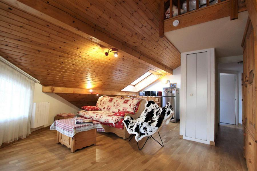 Vacances en montagne Studio mezzanine 4 personnes (F403) - Résidence Pré du Moulin F - Serre Chevalier