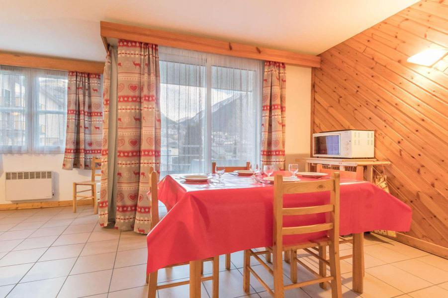 Vacances en montagne Appartement 3 pièces 6 personnes (101) - Résidence Pré du Moulin G - Serre Chevalier