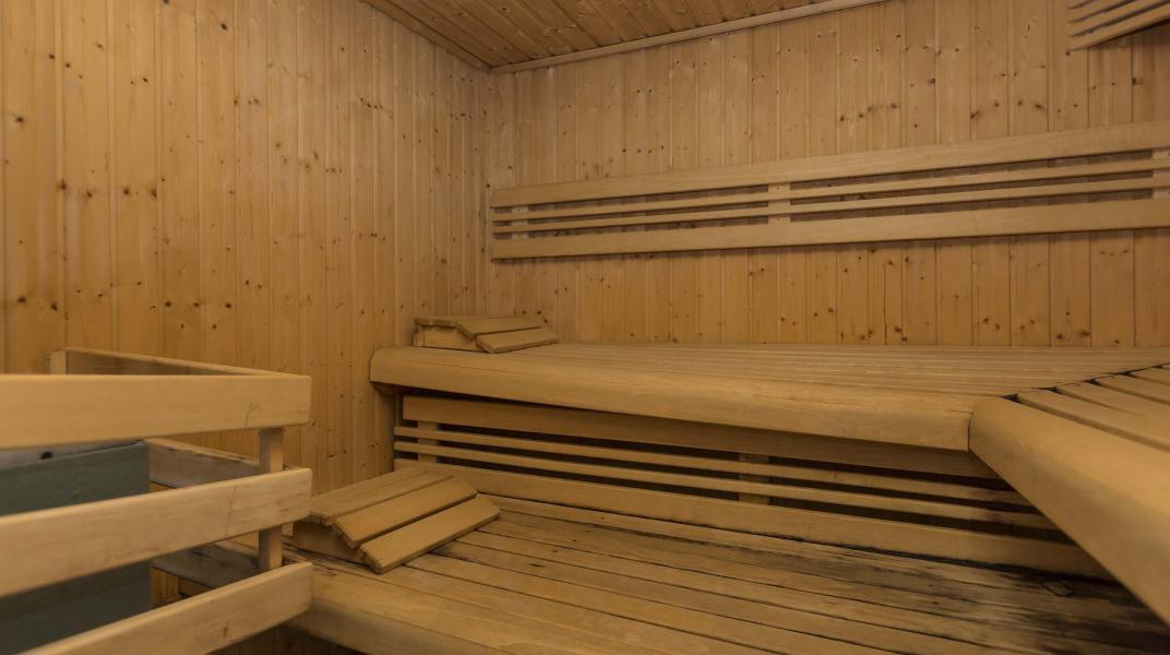 Vacances en montagne Résidence Prestige l'Orée des Pistes - Saint Sorlin d'Arves - Sauna