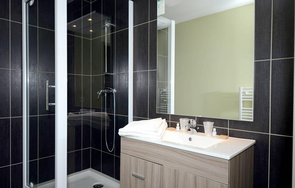 Urlaub in den Bergen Résidence Prestige la Cascade - les Epinettes - Vaujany - Badezimmer