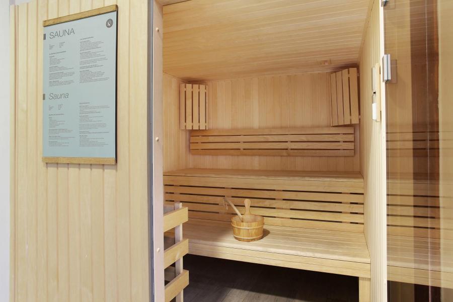 Urlaub in den Bergen Résidence Prestige  le Panoramic - Flaine - Sauna
