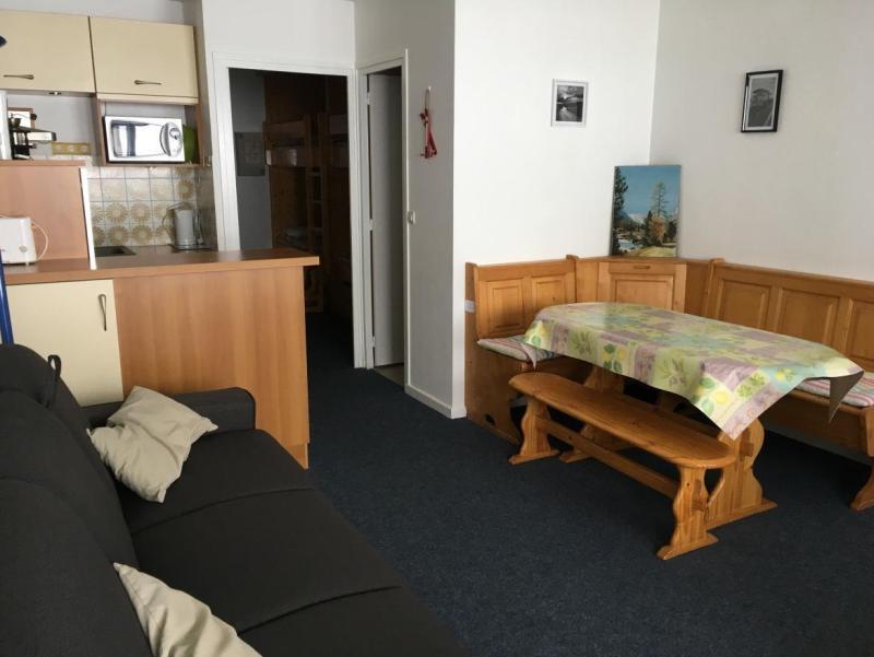 Holiday in mountain resort Studio 6 people (PRI53) - Résidence Primevères - Gourette