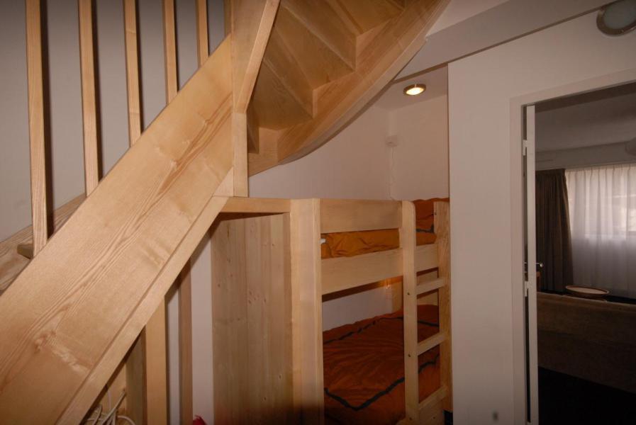 Urlaub in den Bergen 5 Zimmer Maisonettewohnung für 10 Personen (PRI61) - Résidence Primevères - Gourette - Stockbetten