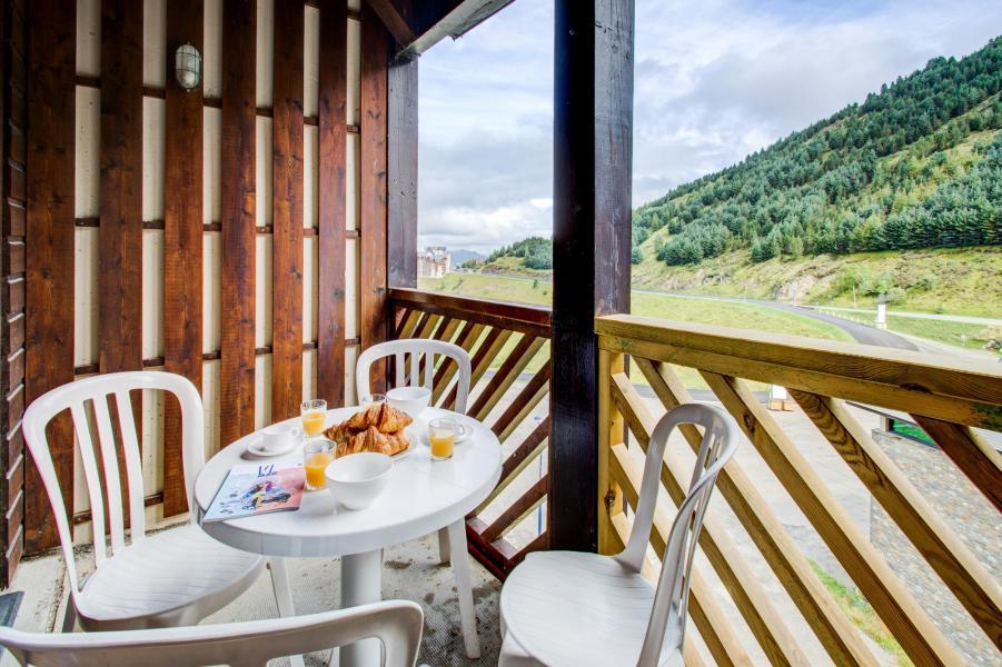 Vacances en montagne Résidence Privilège - Peyragudes - Balcon