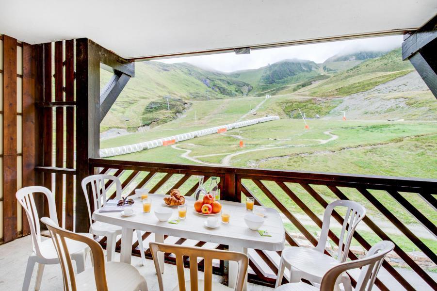 Urlaub in den Bergen Résidence Privilège - Peyragudes - Balkon