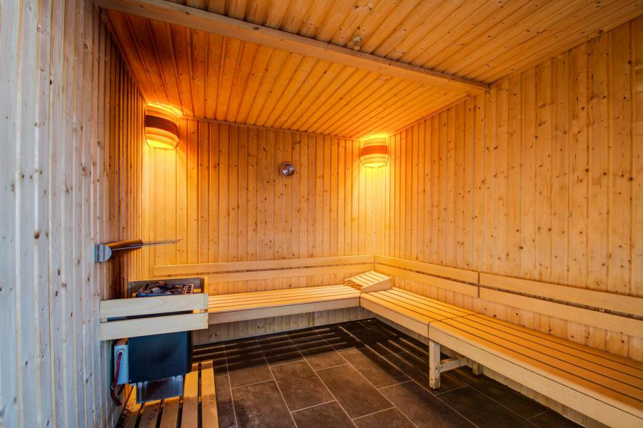 Holiday in mountain resort Résidence Privilège - Peyragudes - Sauna