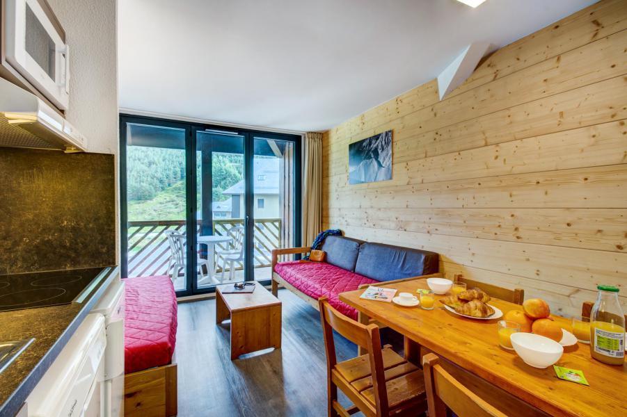 Vacances en montagne Résidence Privilège - Peyragudes - Séjour