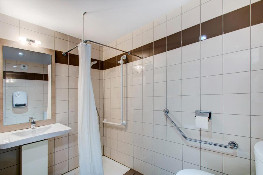 Urlaub in den Bergen Résidence Privilège - Peyragudes - Waschräume