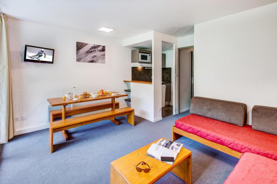 Urlaub in den Bergen Résidence Privilège - Peyragudes - Wohnzimmer