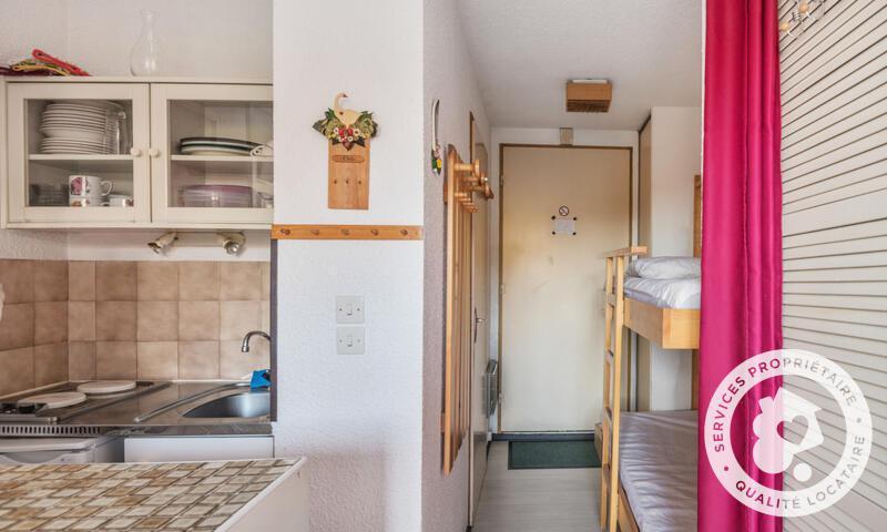 Аренда на лыжном курорте Квартира студия для 4 чел. (Confort 21m²-2) - Résidence Proche Commerces et Activités - Maeva Home - Les Carroz - летом под открытым небом