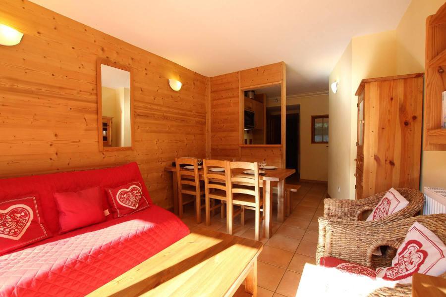 Vacances en montagne Appartement 2 pièces coin montagne 6 personnes (0010) - Résidence Prorel - Serre Chevalier