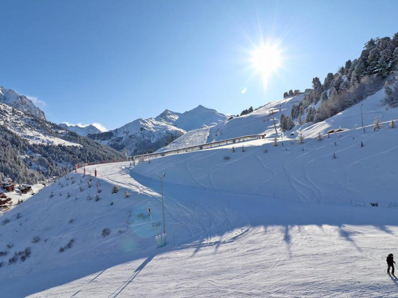 Vacanze in montagna Appartamento su due piani 3 stanze con cabina per 7 persone (070) - Résidence Provères - Méribel-Mottaret