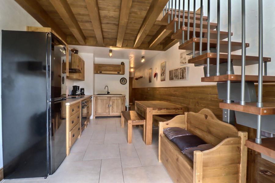 Vacances en montagne Appartement duplex 3 pièces cabine 7 personnes (071) - Résidence Provères - Méribel-Mottaret
