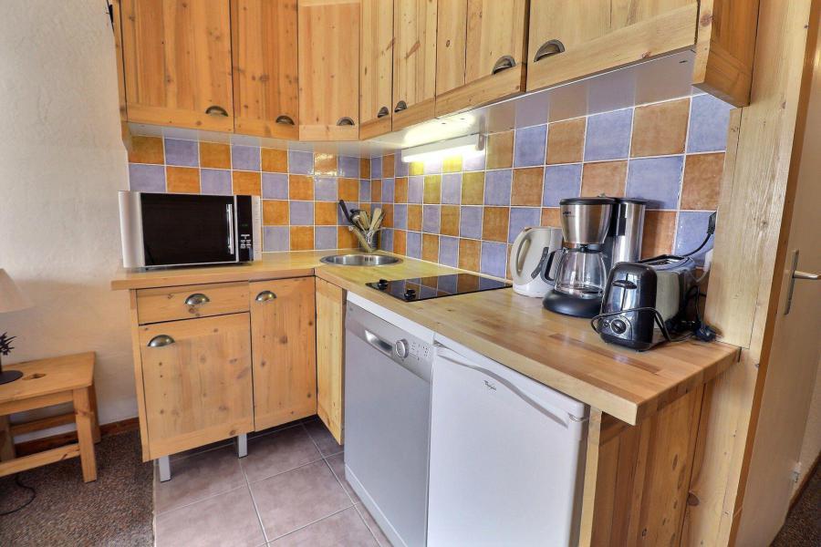 Vacances en montagne Appartement 2 pièces 4 personnes (014) - Résidence Provères - Méribel-Mottaret