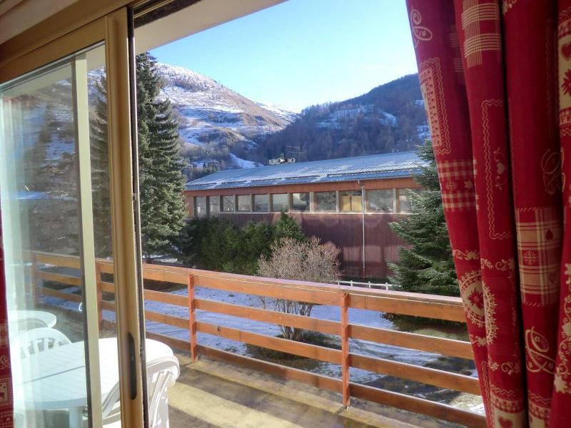 Holiday in mountain resort 3 room apartment 8 people (34) - Résidence Rapin - Valloire