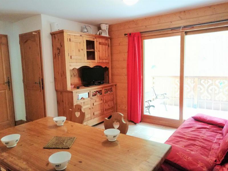 Vacances en montagne Appartement 3 pièces 7 personnes (02) - Résidence Refuge de l'Alpage - Morillon