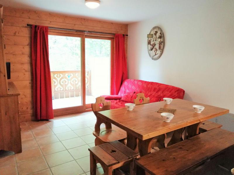 Vacances en montagne Appartement 3 pièces 7 personnes (02) - Résidence Refuge de l'Alpage - Morillon -