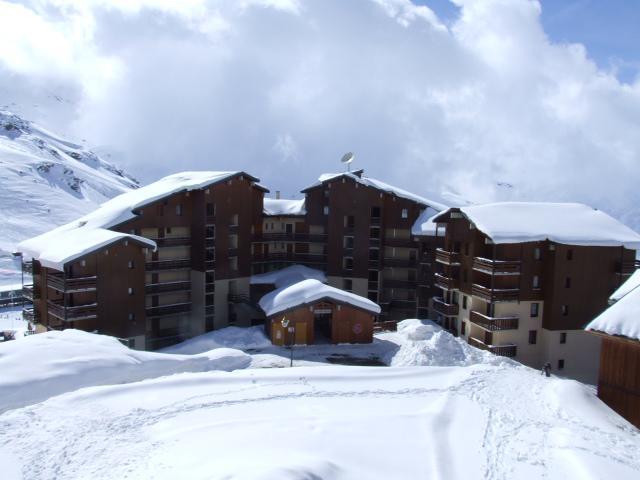 Vacances en montagne Studio cabine 4 personnes (11) - Résidence Reine Blanche - Val Thorens