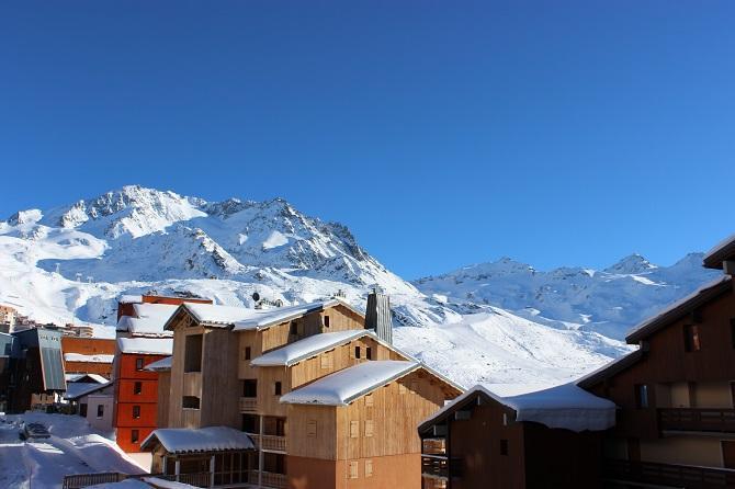 Vacances en montagne Appartement 2 pièces mezzanine 6 personnes (100) - Résidence Reine Blanche - Val Thorens
