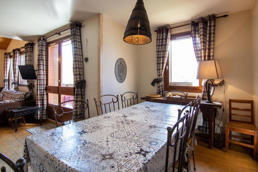 Vacances en montagne Appartement duplex 4 pièces 8 personnes (97) - Résidence Reine Blanche - Val Thorens - Plan