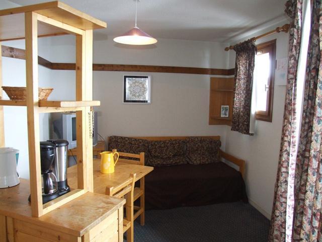Vacances en montagne Appartement 2 pièces cabine 4 personnes (74) - Résidence Reine Blanche - Val Thorens