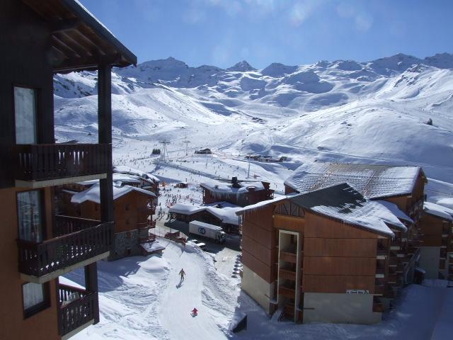 Vacances en montagne Studio 3 personnes (99) - Résidence Reine Blanche - Val Thorens