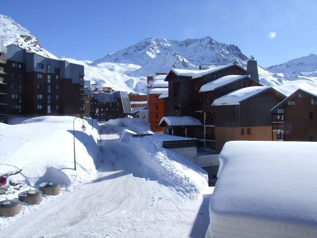 Vacances en montagne Studio 3 personnes (82) - Résidence Reine Blanche - Val Thorens