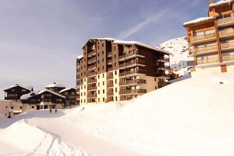 Vacances en montagne Appartement duplex 3 pièces cabine 6 personnes (115) - Résidence Reine Blanche - Val Thorens