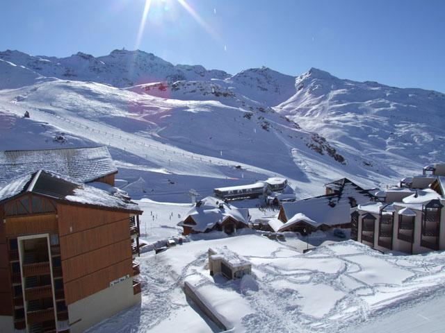 Vacances en montagne Appartement 2 pièces cabine 4 personnes (94) - Résidence Reine Blanche - Val Thorens