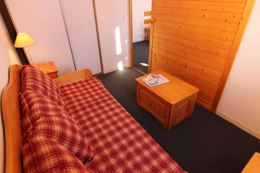 Vacances en montagne Appartement 2 pièces cabine 4 personnes (112) - Résidence Reine Blanche - Val Thorens - Banquette