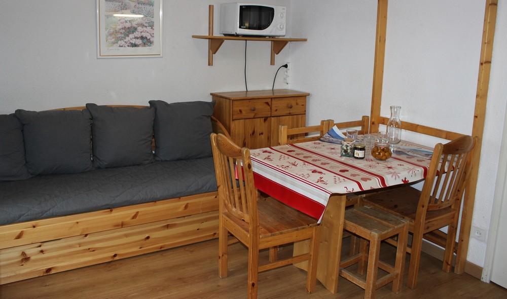 Vacances en montagne Appartement 2 pièces cabine 4 personnes (21) - Résidence Reine Blanche - Val Thorens - Kitchenette