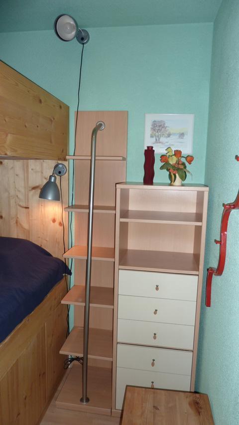 Vacances en montagne Appartement 2 pièces cabine 4 personnes (35) - Résidence Reine Blanche - Val Thorens - Kitchenette