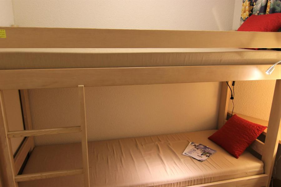 Vacances en montagne Appartement 2 pièces cabine 4 personnes (57) - Résidence Reine Blanche - Val Thorens - Lits superposés