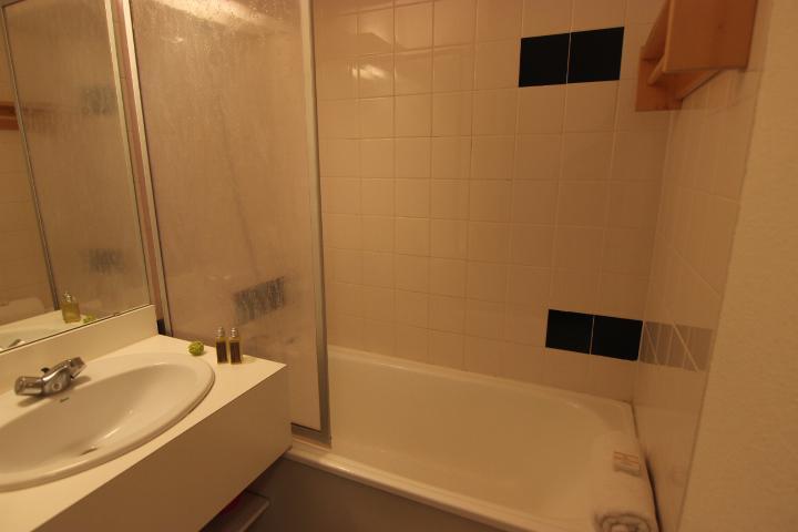 Vacances en montagne Appartement 2 pièces cabine 4 personnes (9) - Résidence Reine Blanche - Val Thorens - Salle de bains