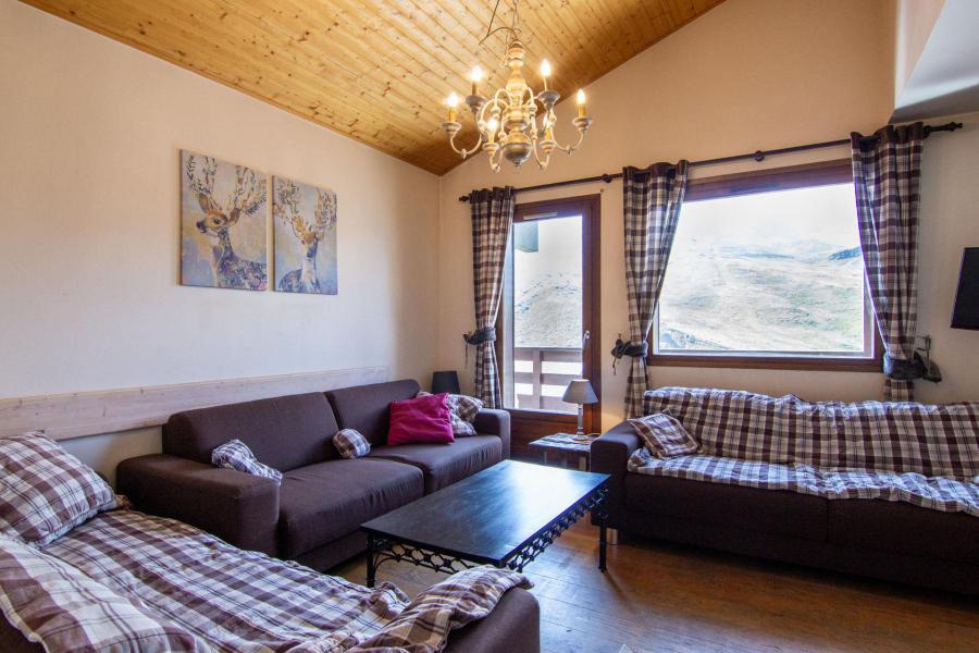 Vacances en montagne Appartement duplex 4 pièces 8 personnes (97) - Résidence Reine Blanche - Val Thorens - Canapé