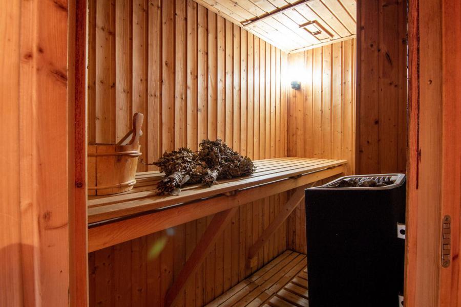Vacances en montagne Appartement duplex 4 pièces 8 personnes (97) - Résidence Reine Blanche - Val Thorens - Sauna