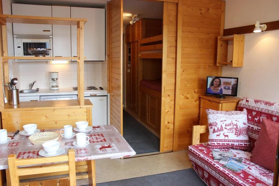 Vacances en montagne Studio 3 personnes (67) - Résidence Reine Blanche - Val Thorens - Séjour