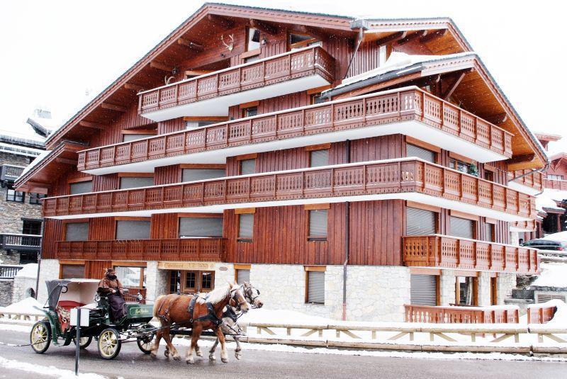 Vacances en montagne Résidence Roc - Courchevel