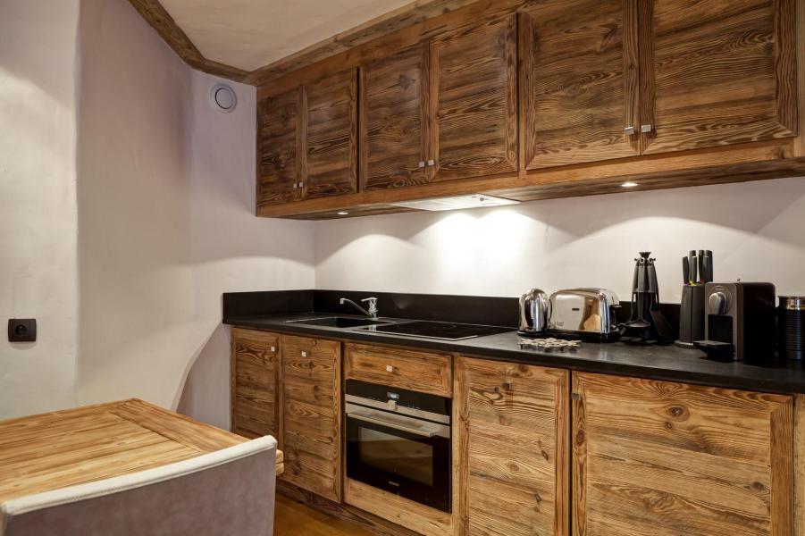 Vacances en montagne Appartement 2 pièces coin montagne 5 personnes (18) - Résidence Roc - Courchevel - Cuisine