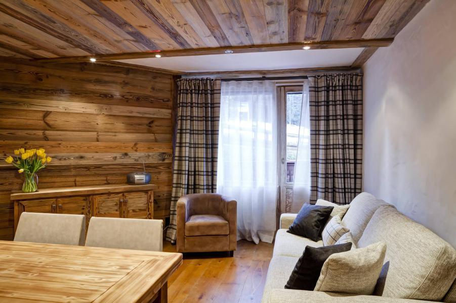 Vacances en montagne Appartement 2 pièces coin montagne 5 personnes (18) - Résidence Roc - Courchevel - Séjour