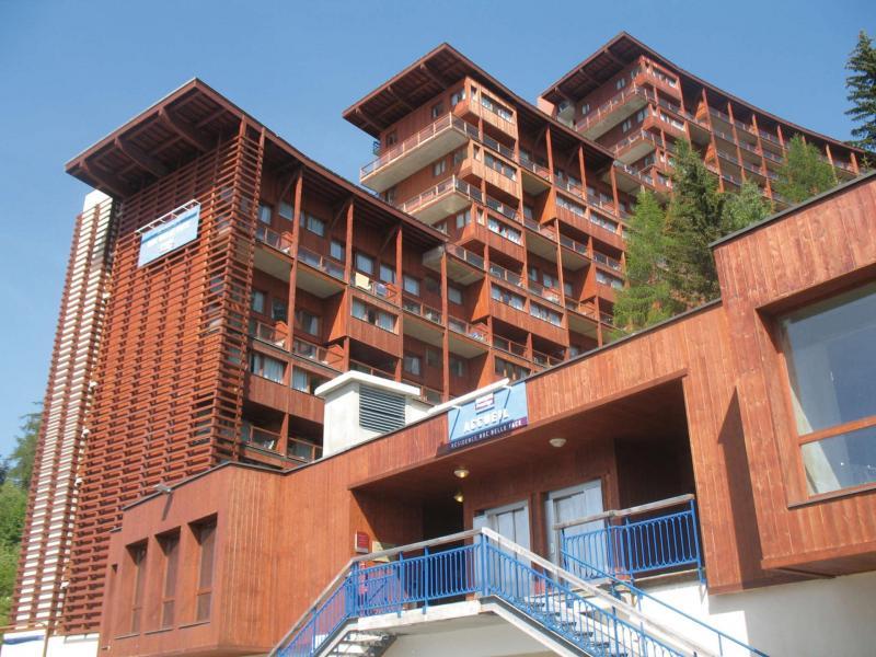 Location au ski Residence Roc Belle Face - Les Arcs - Extérieur été