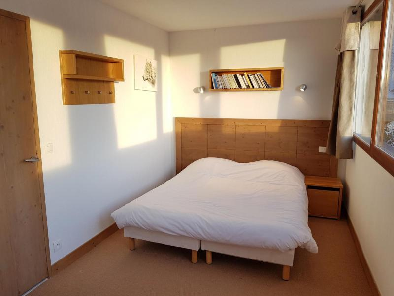 Holiday in mountain resort 4 room duplex apartment 10 people (C59) - Résidence Roc Belle Face C - Les Arcs - Double bed
