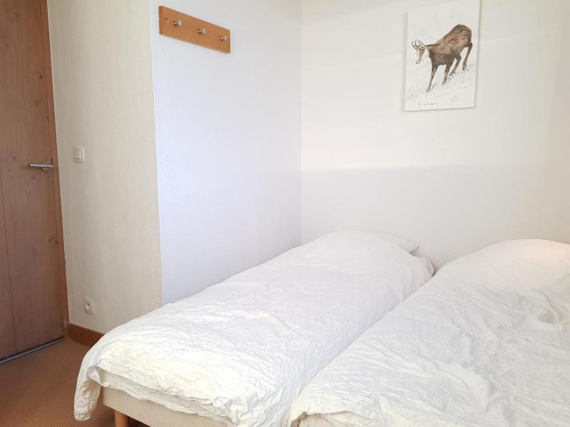 Holiday in mountain resort 4 room duplex apartment 10 people (C59) - Résidence Roc Belle Face C - Les Arcs - Single bed