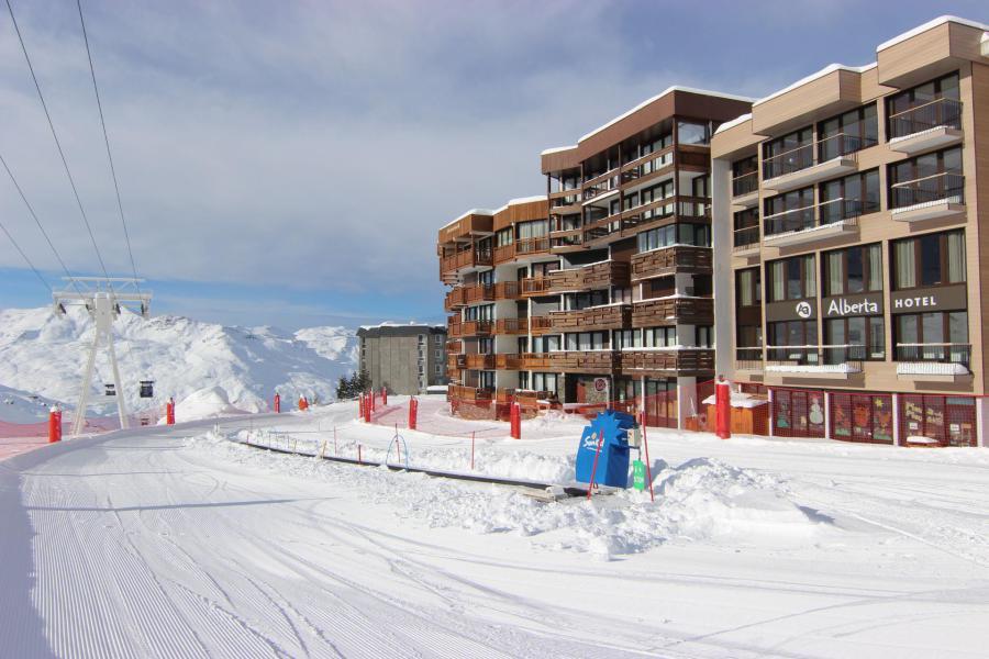 Vacances en montagne Résidence Roc de Péclet - Val Thorens