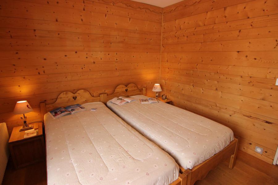 Vacances en montagne Appartement 5 pièces 8 personnes (A17) - Résidence Roc de Péclet - Val Thorens - Lit simple