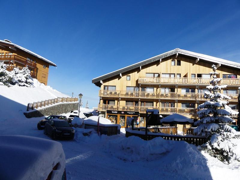 Vacances en montagne Studio 2 personnes (008) - Résidence Roc de Tougne - Méribel-Mottaret