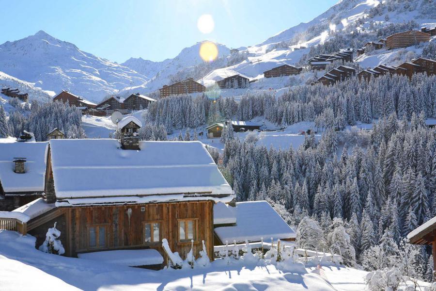 Vacances en montagne Résidence Roc de Tougne - Méribel-Mottaret