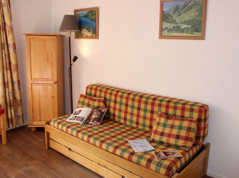 Vacances en montagne Studio 3 personnes (60) - Résidence Roche Blanche - Val Thorens - Plan