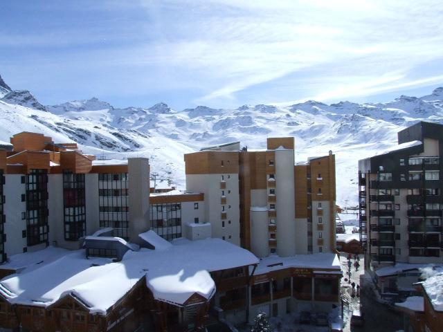 Vacances en montagne Studio 2 personnes (153) - Résidence Roche Blanche - Val Thorens
